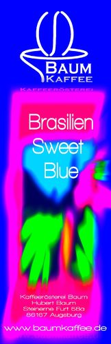 Brasilien Sweet Blue