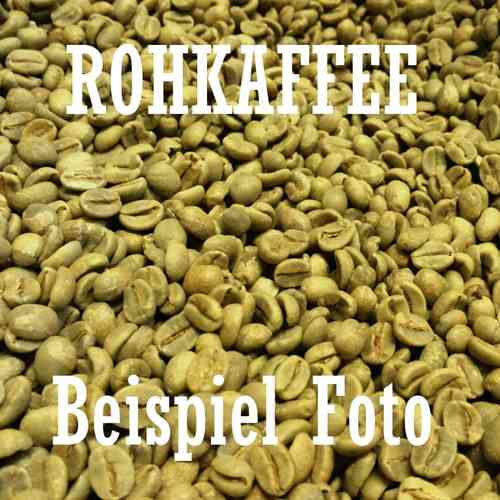 Rohkaffee Indien Robusta Parchment Kaapi Royal